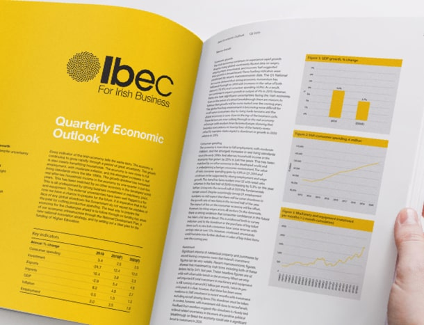 New Q3 Ibec Quarterly Economic Outlook