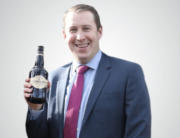 Bryan Fallon from Heaven Hill Brands appointed Chair of Drinks Ireland Spirits